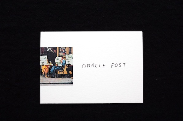 ORACLE POST